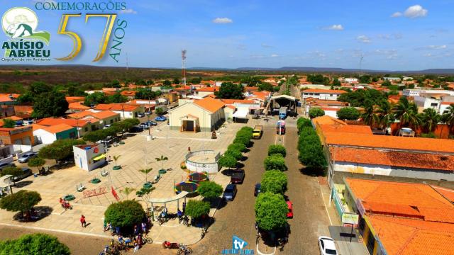 Anísio de Abreu Piauí fonte: anisiodeabreu.pi.gov.br